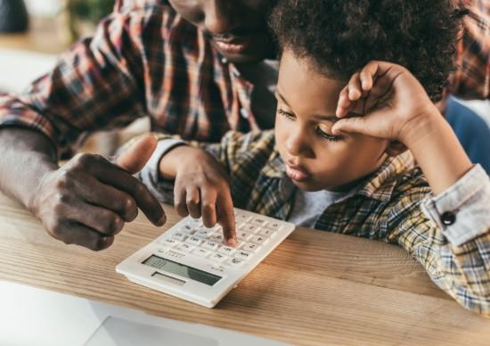 inculcar hábitos financieros en los niños